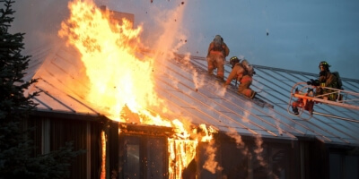 More Home Fires Occur in Winter