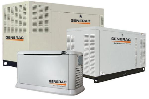 Generac Generator Sales and Installation