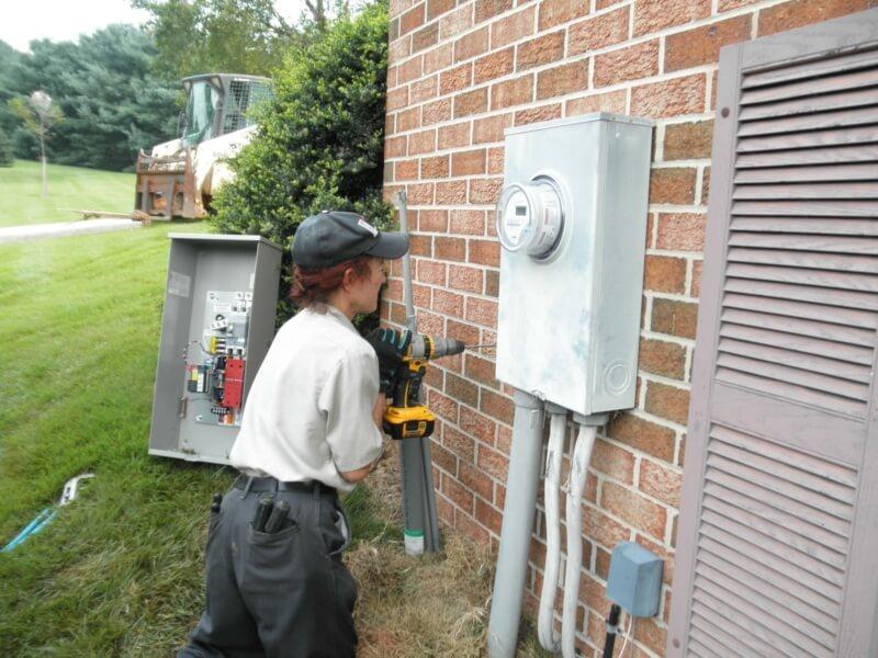 Generator Installation2