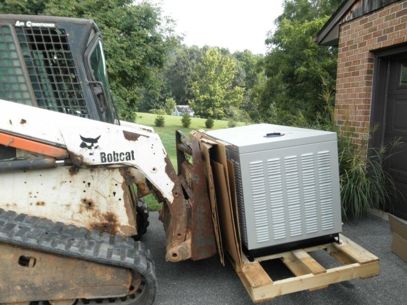 Generator Installation6