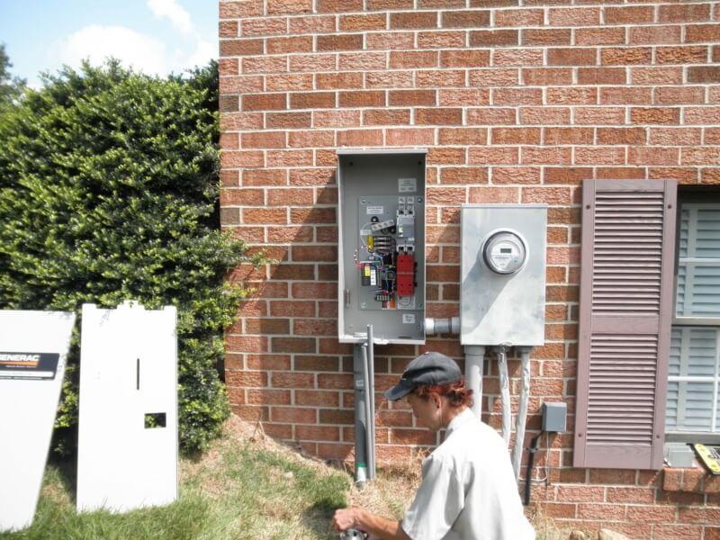 Generator Installation10