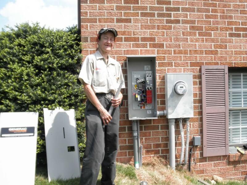 Generator Installation11