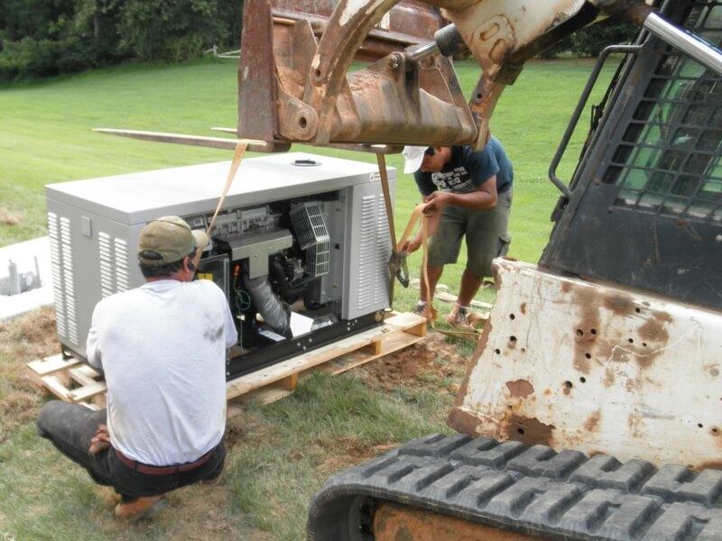 Generator Installation13