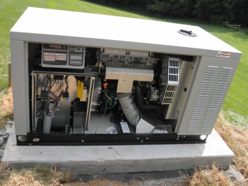 Generator Installation15