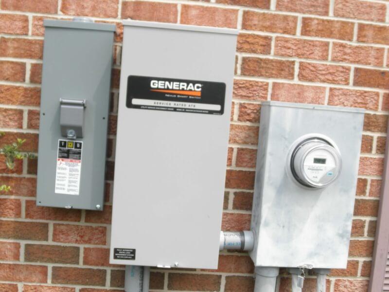 Generator Installation16