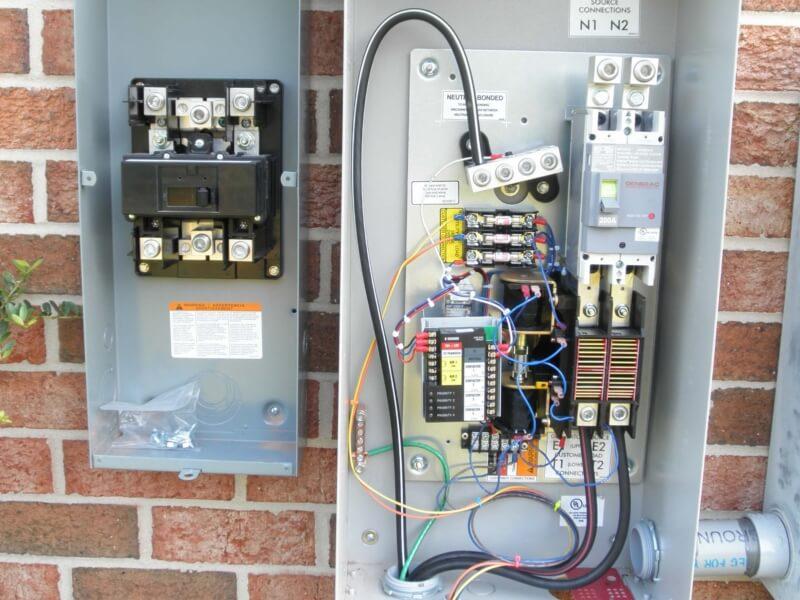 Generator Installation17
