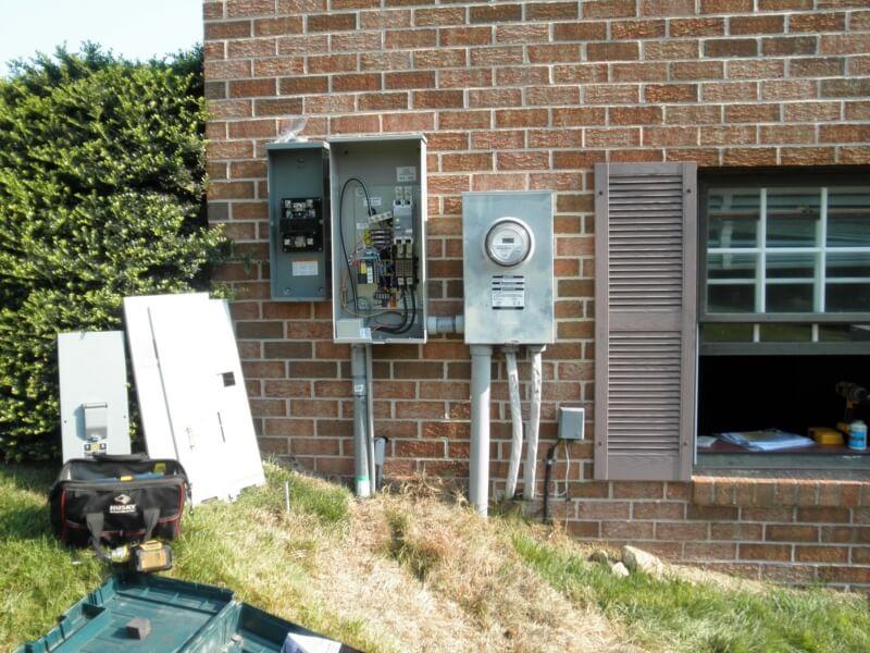 Generator Installation18