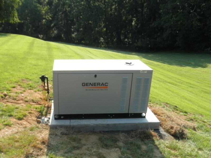 Generator Installation19