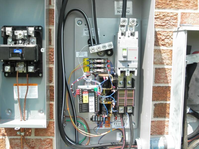 Generator Installation21
