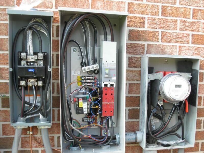 Generator Installation25
