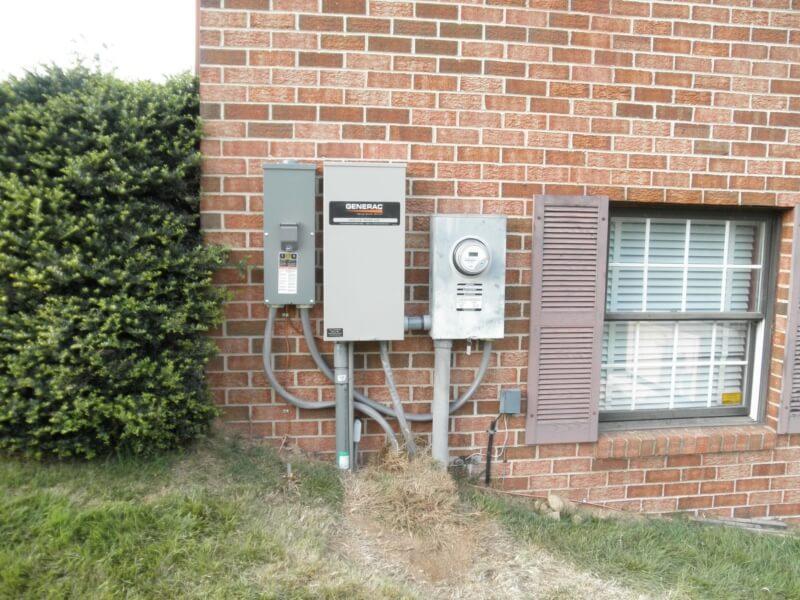 Generator Installation27