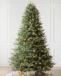 holiday safety for Christmas trees
