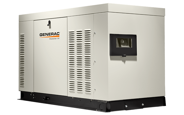 Catherine trained on new standby Generac Protector series